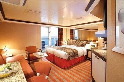 Luxusní apartmán na lodi