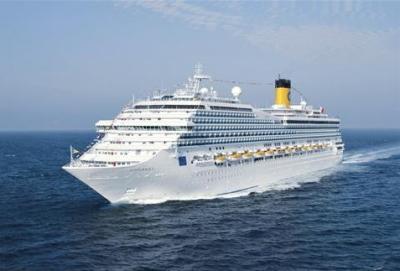 Výletní loď pro plavby mořem
