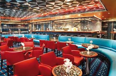 Tématický bar na lodi